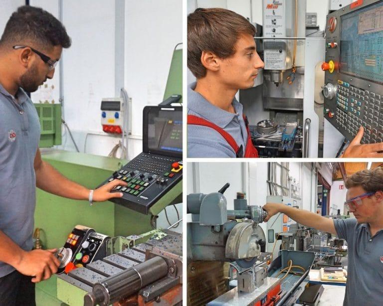 Berufsausbildungsberufe bei der Proton GmbH in Kisslegg