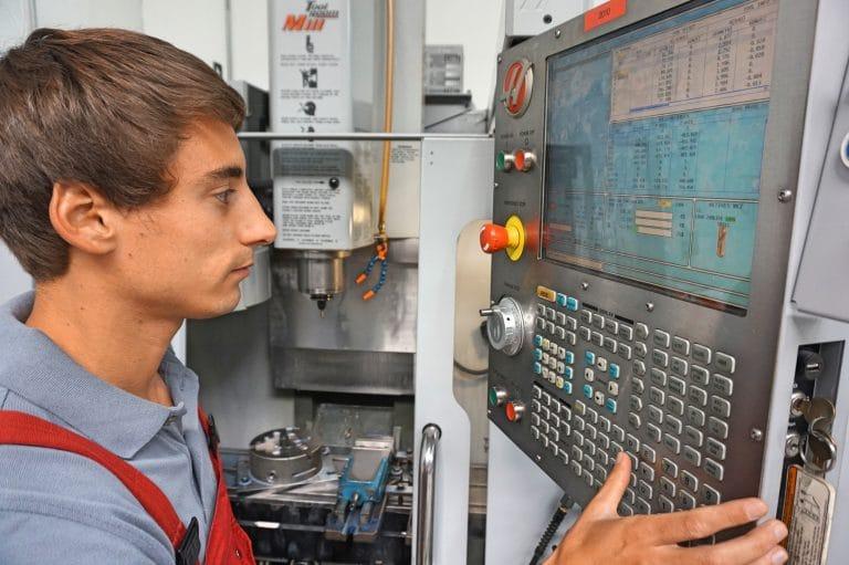 Ausbildung zum Industriemechaniker in Kisslegg
