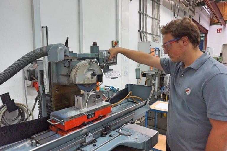 Ausbildung zum Werkzeugmechaniker in Kisslegg