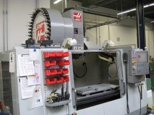 Fräsmaschine - HAAS VM 3