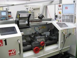CNC Drehmaschine - HAAS TL1