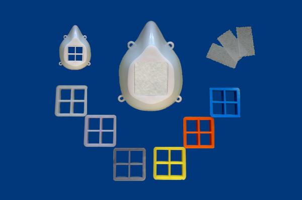 ProtonMask Nase- Mund- Maske